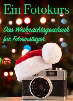 Das Weihnachtsgeschenk für Fotoanfänger — Fotografieren lernen im Ruhrpott mit Tom! Striewisch